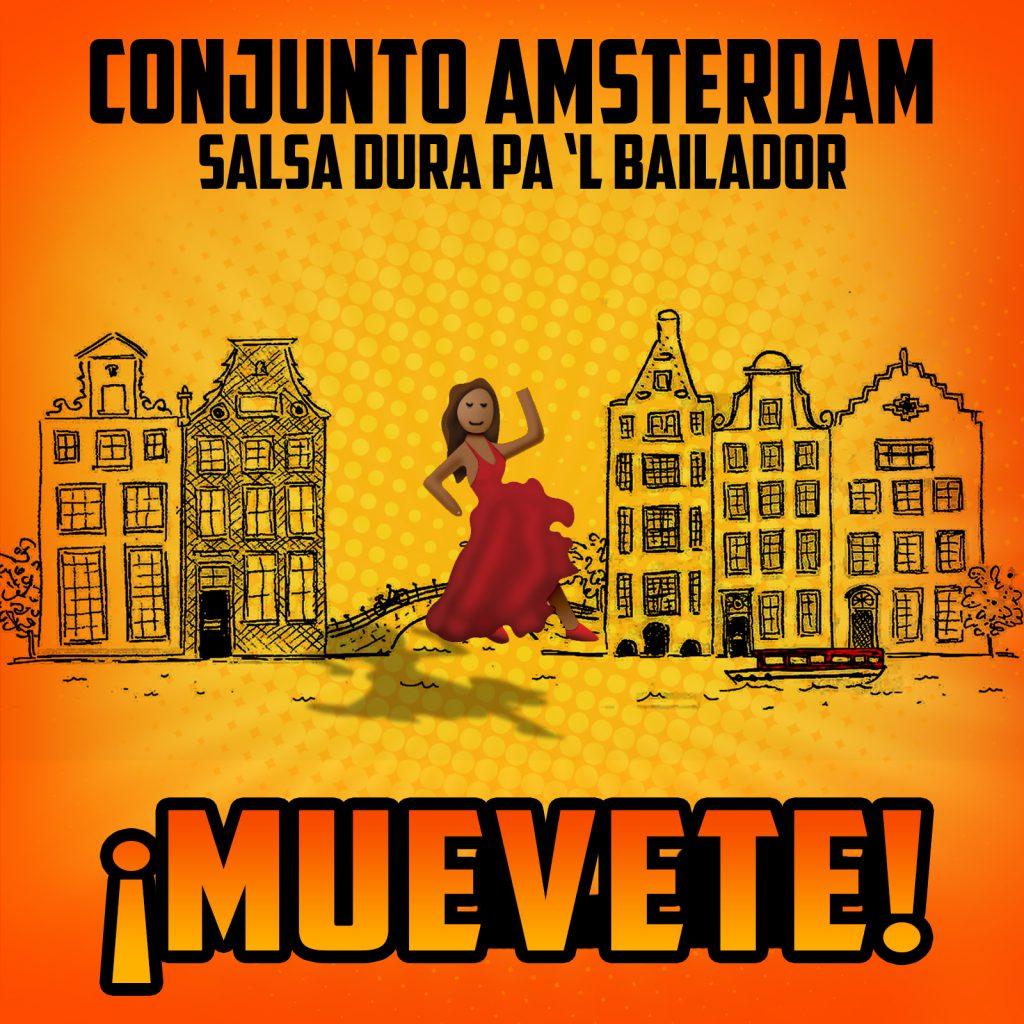 Conjunto Amsterdam | ¡MUEVETE!